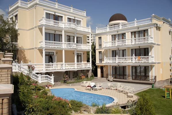 Villa Jemchujina, Simeiz: photo, prices, reviews