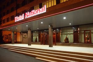 Hotels Kharkiv. Hotel National