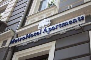 Hotels  city Odesa and region. Hotel Metro Hotel Apartments