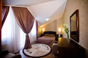Hotels Kharkiv. Hotel City Club