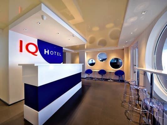 Hotel IQ Hotel, Kyiv: photo, prices, reviews