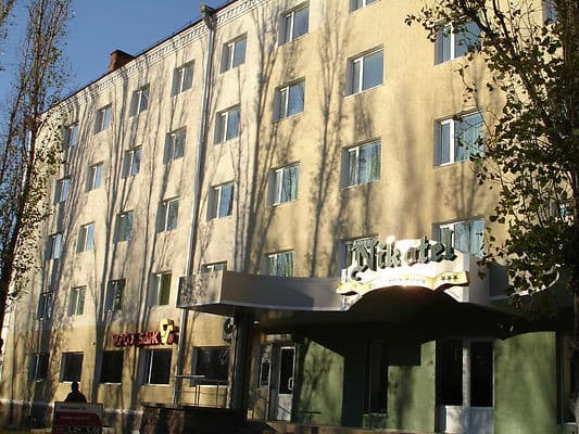 Hotel Nikotel, Mykolaiv: photo, prices, reviews