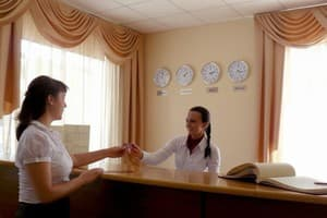 Hotels  city Sumy and region. Hotel Reikartz Sumy