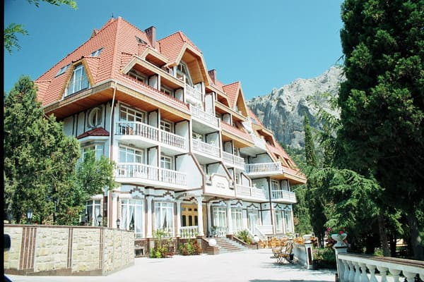 Hotel Knyaz' Golicin, Sudak: photo, prices, reviews