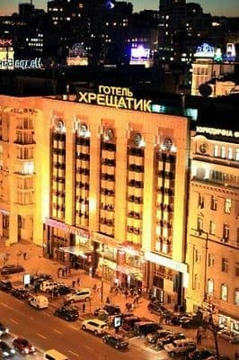 Hotel Khreschatyk, Kyiv: photo, prices, reviews