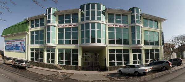 Hotel Na Eskadronnoy, Yevpatoria: photo, prices, reviews