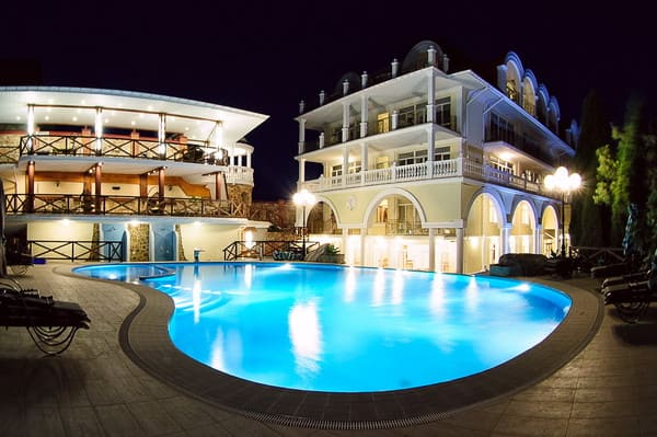 Hotel Aleksandriya , Simeiz: photo, prices, reviews