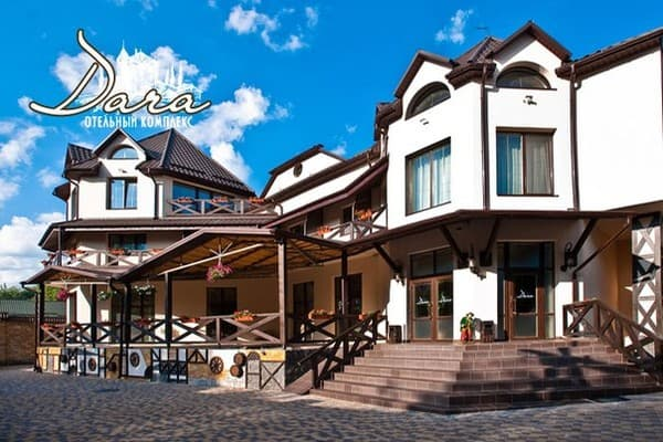 Hotel and restaurant complex Dacha,  Vinnytsia: photo, prices, reviews