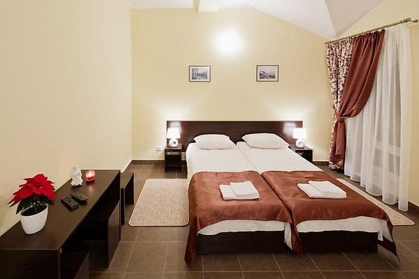 Hotel Sleep Hotel, Lviv: photo, prices, reviews
