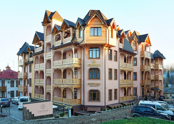 Tourist complex  Svityaz, Truskavets: photo, prices, reviews