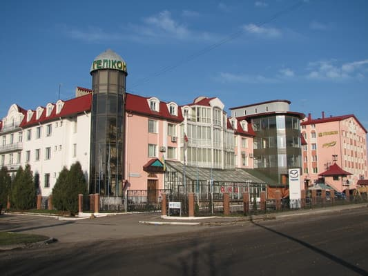 Hotel Helikon, Lviv: photo, prices, reviews