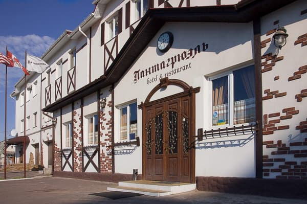 Hotel Pantagruel, Kremenchuk: photo, prices, reviews