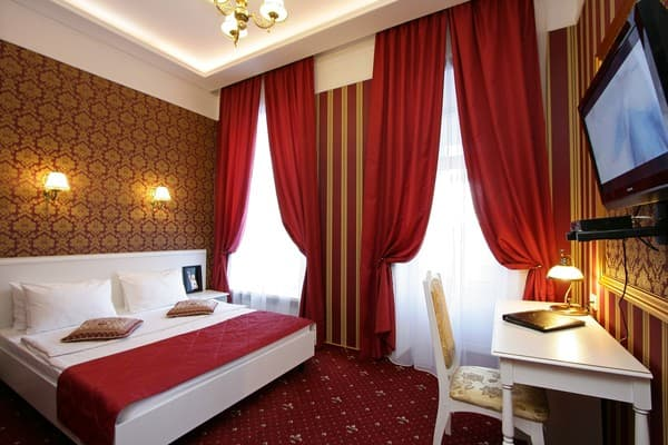 Mini hotel Litera,  Dnipro: photo, prices, reviews