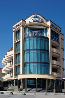 Hotel Agora, Alushta: photo, prices, reviews