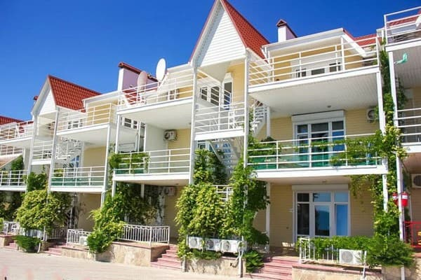 Hotel Katran, Feodosiya: photo, prices, reviews