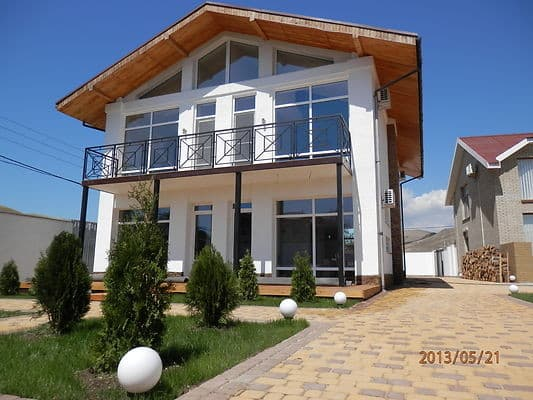 Private estate  Zolotie Vorota, Koktebel: photo, prices, reviews