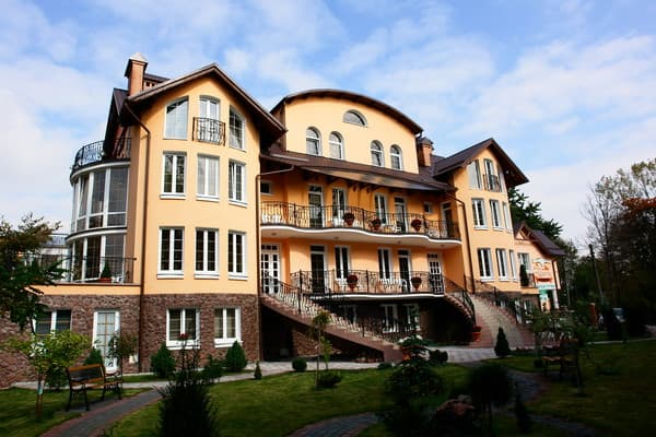 Tourist complex  Villa Marta, Truskavets: photo, prices, reviews
