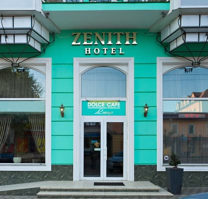 Hotel Zenith , Odesa: photo, prices, reviews