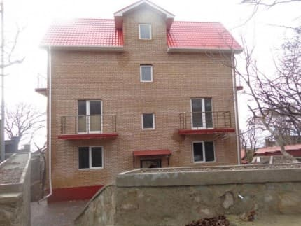 Mini hotel Red Roof (Red Ruf), Alupka: photo, prices, reviews
