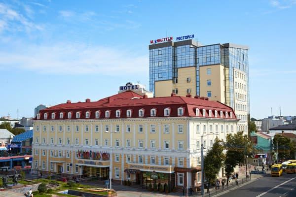 Гостиница Украина, Ровно