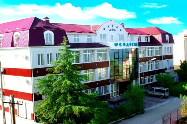 Hotel Feodosiya, Feodosiya: photo, prices, reviews