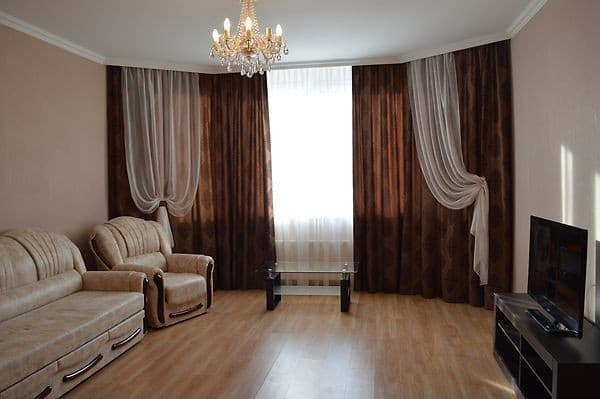 Apartment KIEVFLAT on Nikolska Slobodka, Kyiv: photo, prices, reviews