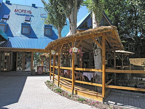 Hotel Non-stop, Kherson: photo, prices, reviews