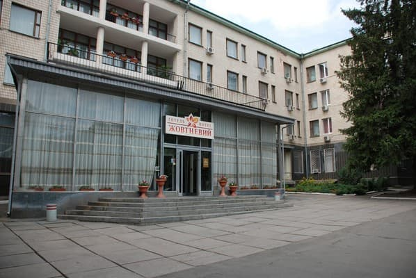 Hotel Zhovtnevyi,  Dnipro: photo, prices, reviews