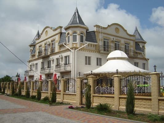Hotel Afina,  Berdiansk: photo, prices, reviews