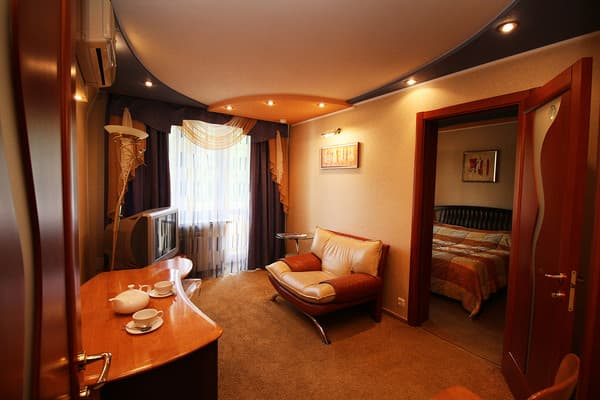 Hotel Druzhba and restaurant, Kharkiv: photo, prices, reviews