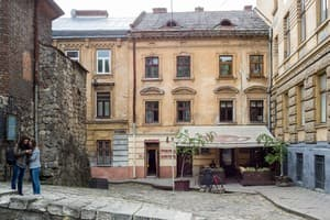 Hotels Lviv. Hotel StandardRent on Arsenalna Str, 7