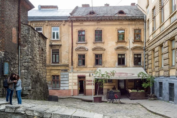 Apartment StandardRent on Arsenalna Str, 7, Lviv: photo, prices, reviews