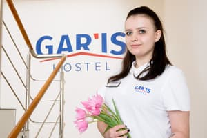 Hotels Lviv. Hotel Gar'is Hostel