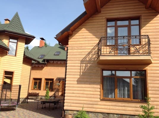 Tourist complex  GolynSki, Mykulychyn: photo, prices, reviews