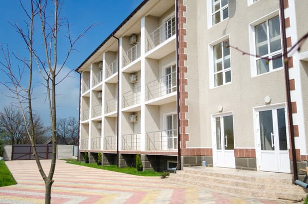 Guest Court Anturium, Kurortne: photo, prices, reviews