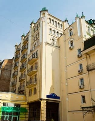 Apartment hotel A-Club 34, Kyiv: photo, prices, reviews