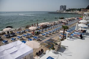 Hotels Odesa. Hotel Portofino Beach Resort
