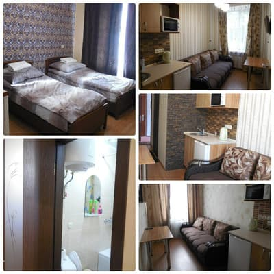 Apartment Volodarskaya, Kharkiv: photo, prices, reviews