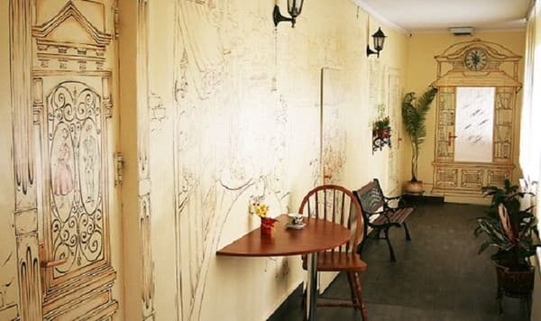 Hostel Misto,  Uzhhorod: photo, prices, reviews