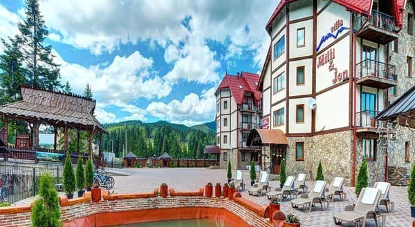 Villa Milli & Jon, Bukovel: photo, prices, reviews