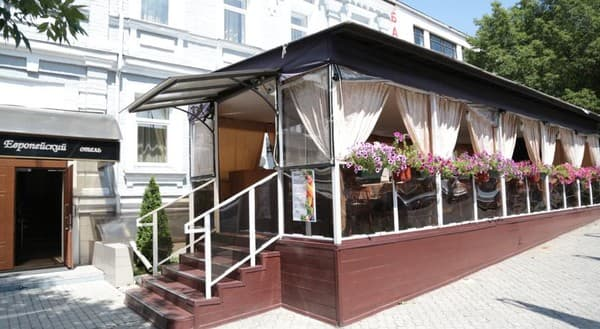 Hotel Evropeyskiy, Kyiv: photo, prices, reviews