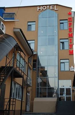 Hotel Premium, Chernivtsi: photo, prices, reviews