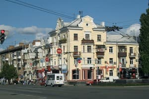Hotels  city Chernihiv and region. Hotel Parasolka