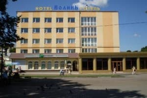 Hotels  city  Lutsk and region. Hotel Volyn