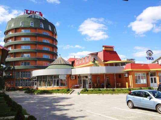 Hotel Tisa, Kyiv: photo, prices, reviews