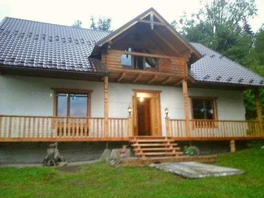 Private estate Pid iasenem, Verkhovyna: photo, prices, reviews