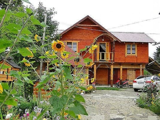 Private estate Leshchina, Mykulychyn: photo, prices, reviews
