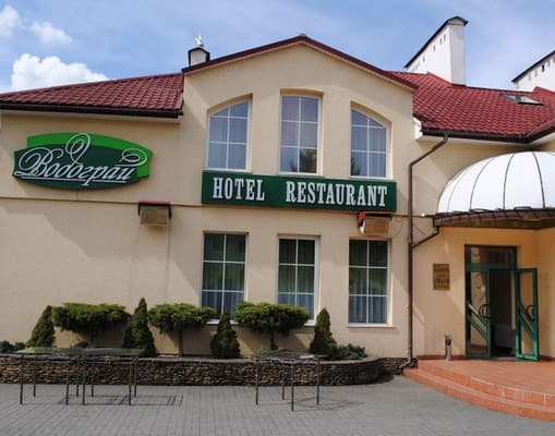Mini hotel Vodohrai, Shatsk: photo, prices, reviews