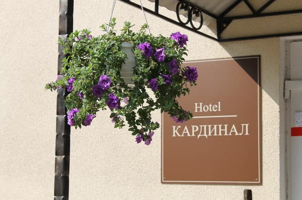 Mini hotel Kardinal,  Vinnytsia: photo, prices, reviews