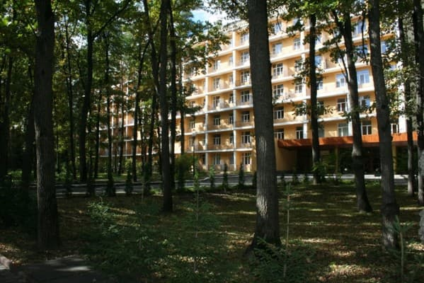 Sanatorium Podol'e,  Khmilnyk: photo, prices, reviews